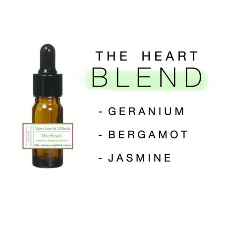 Yoga Essential Oil - The Heart Chakra Essential Oil Blend