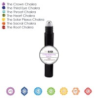 Chakra Balacning Aromatherapy Roll On - Pre Diluted Essential Oil Roll On Australia