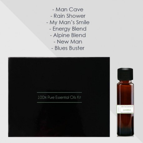 Essential Oils for Men Gift Set Australia